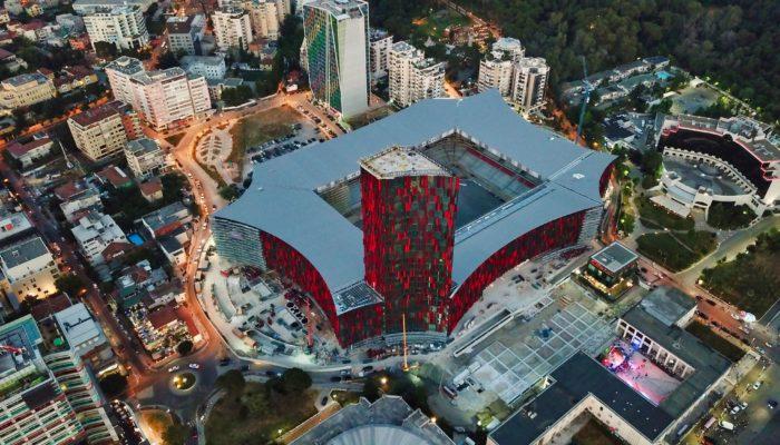 Inaugurato il nuovo Stadio di Tirana, Albania (2019)